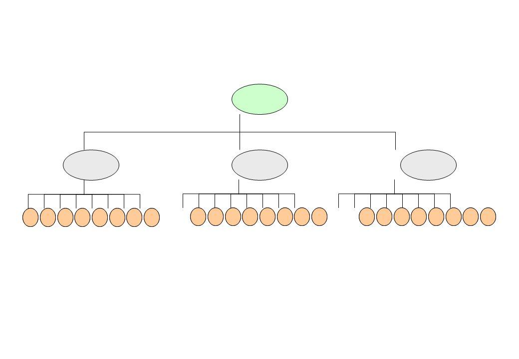 Amplitude de Controle x Níveis Hierárquicos