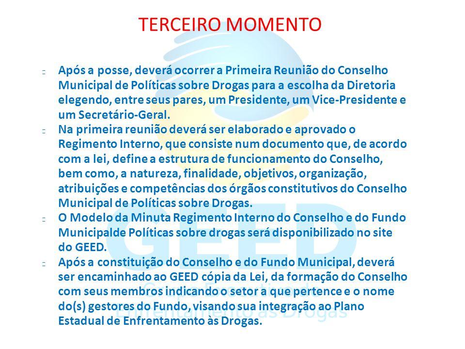 TERCEIRO MOMENTO