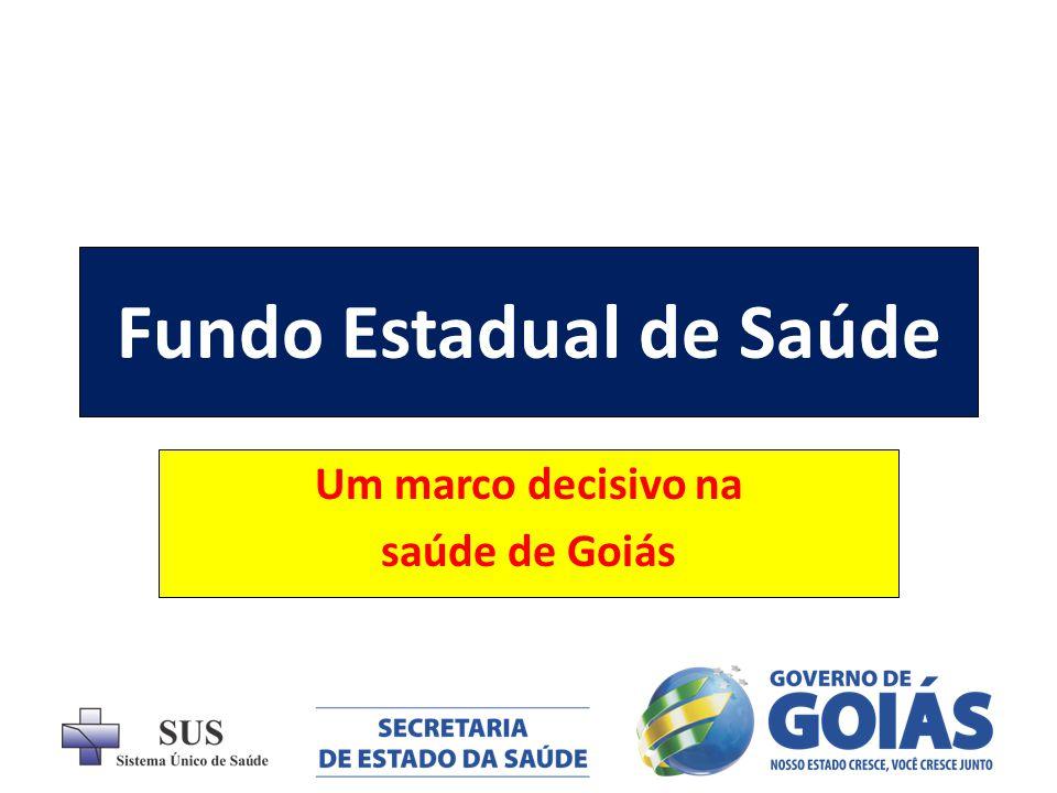 Fundo Estadual de Saúde