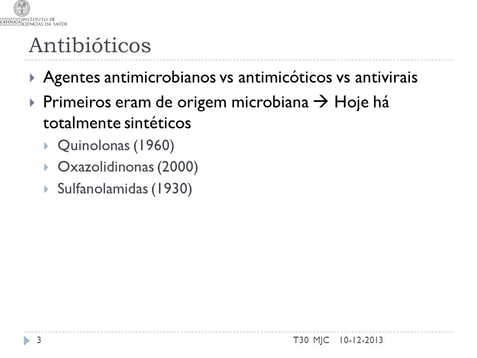 Antibióticos Agentes antimicrobianos vs antimicóticos vs antivirais