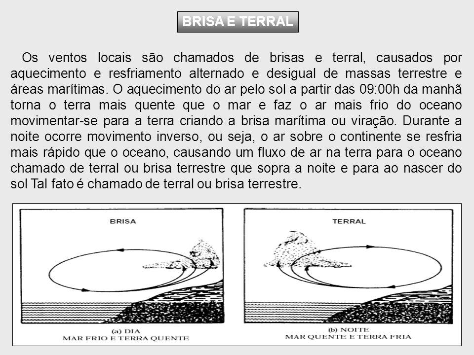 BRISA E TERRAL