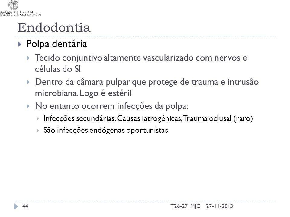 Endodontia Polpa dentária
