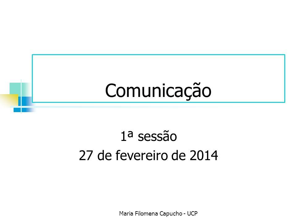 1ª sessão 27 de fevereiro de 2014