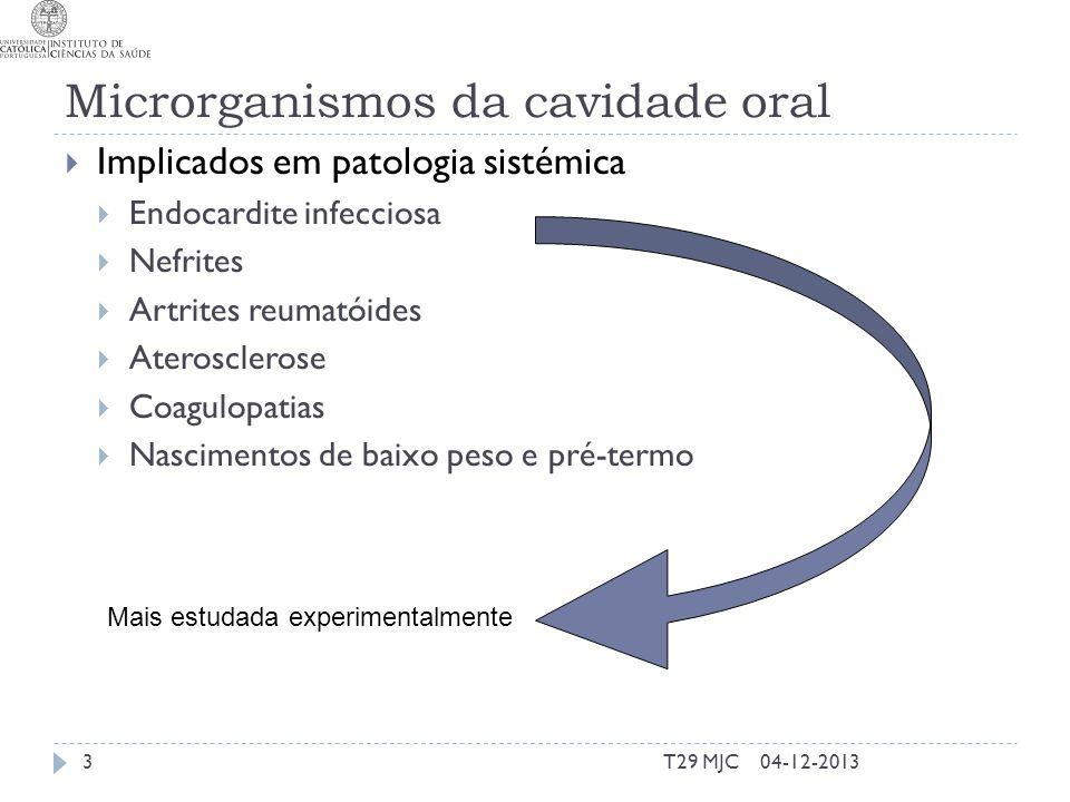 Microrganismos da cavidade oral