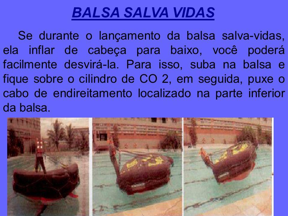 BALSA SALVA VIDAS