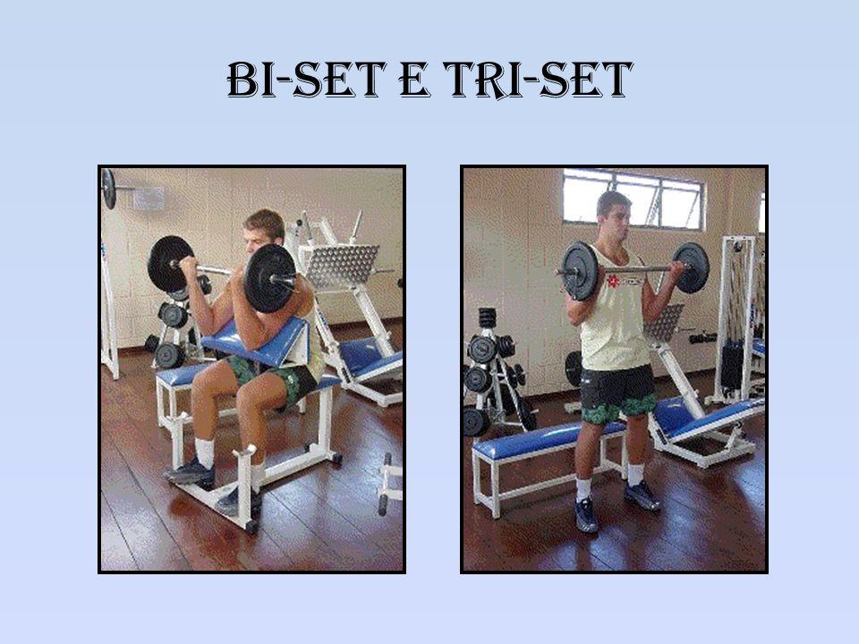 Bi-set e Tri-set