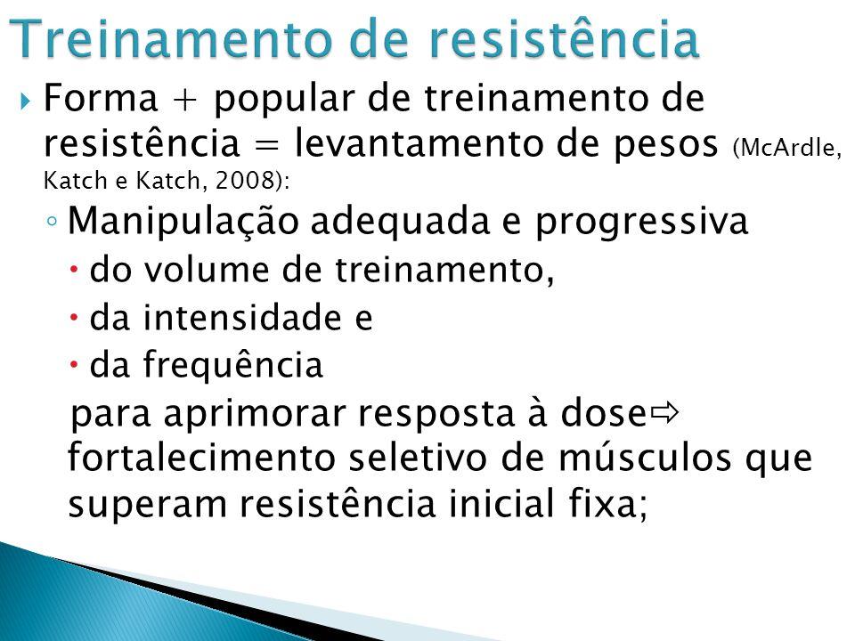 Treinamento de resistência
