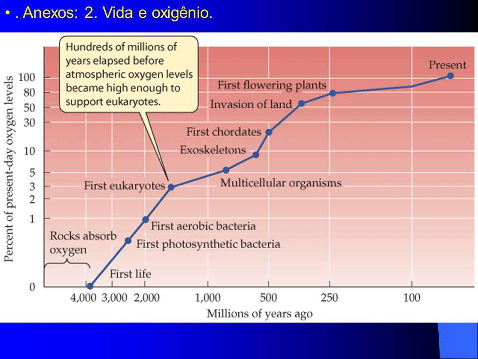 . Anexos: 2. Vida e oxigênio.