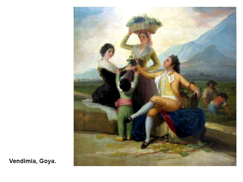 Vendimia, Goya. 48