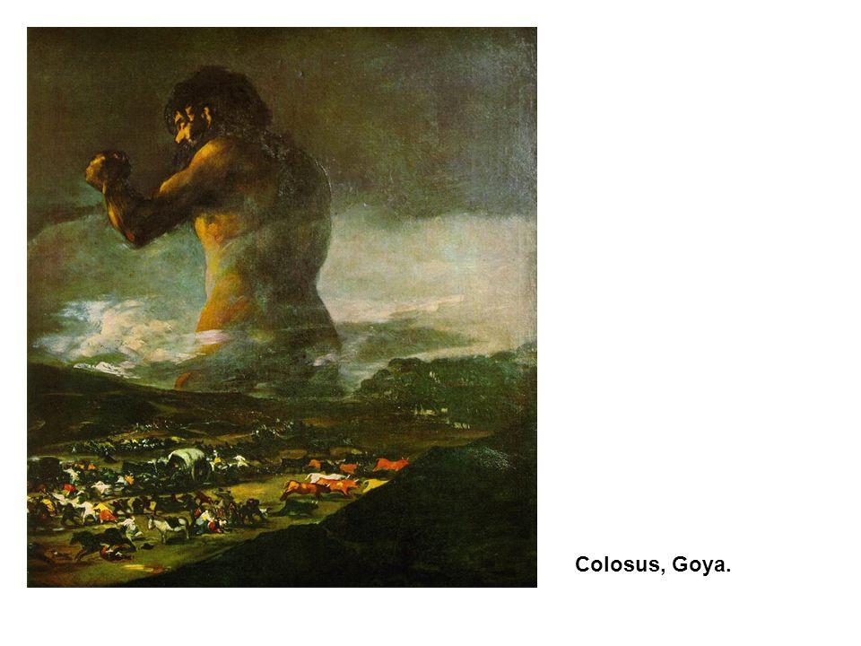 Colosus, Goya. 52