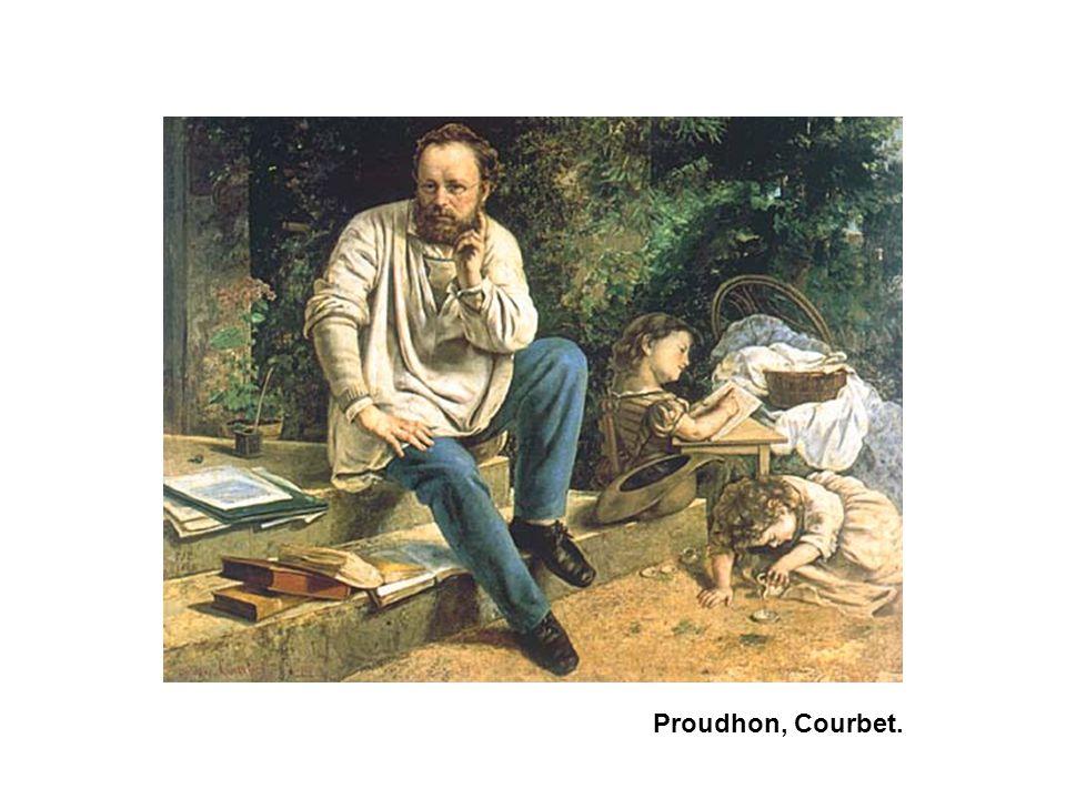 Proudhon, Courbet. 64