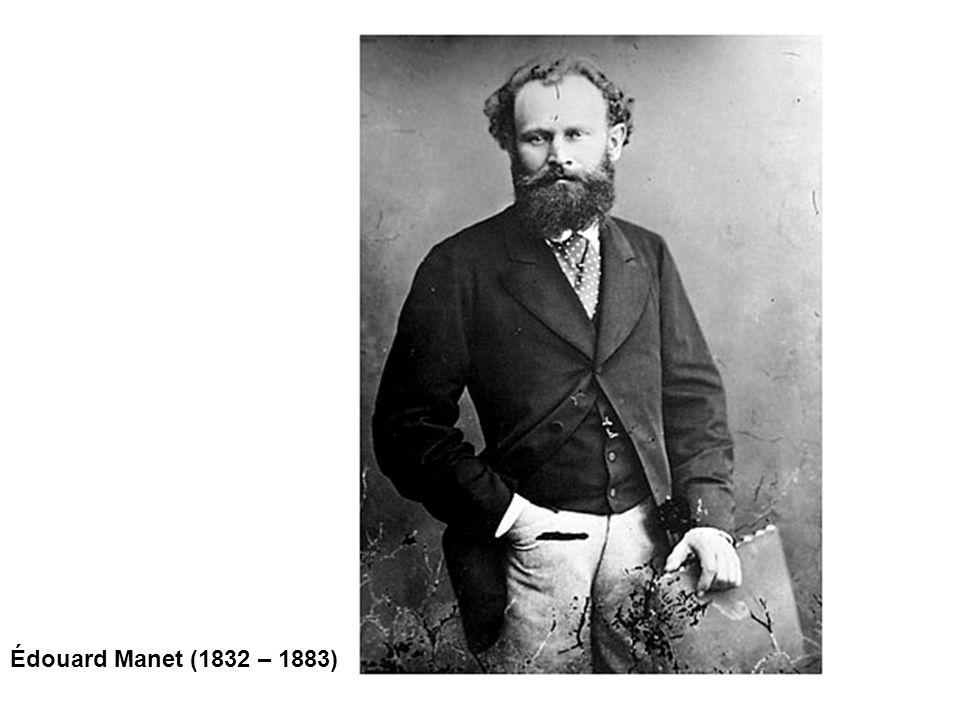 Édouard Manet (1832 – 1883) 68