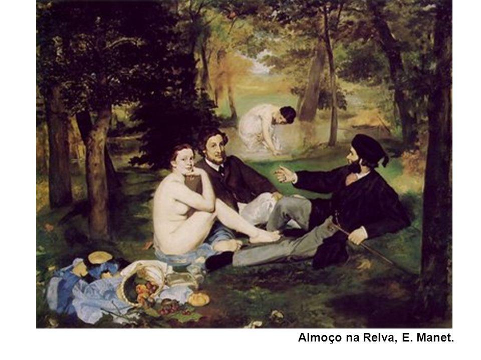 Almoço na Relva, E. Manet. 69
