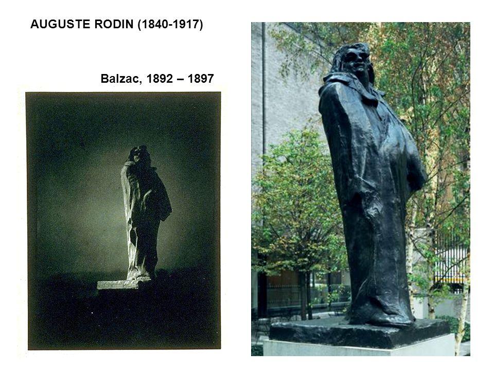 AUGUSTE RODIN (1840-1917) Balzac, 1892 – 1897 76