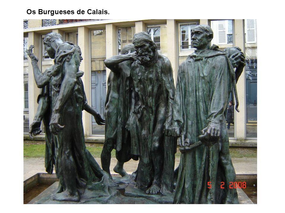 Os Burgueses de Calais. 77