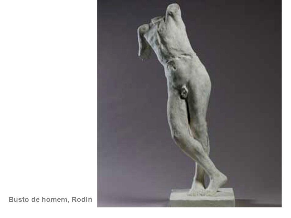 Busto de homem, Rodin 83