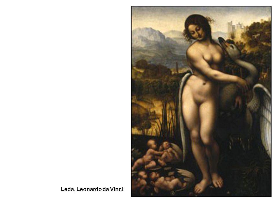 Leda, Leonardo da Vinci 22
