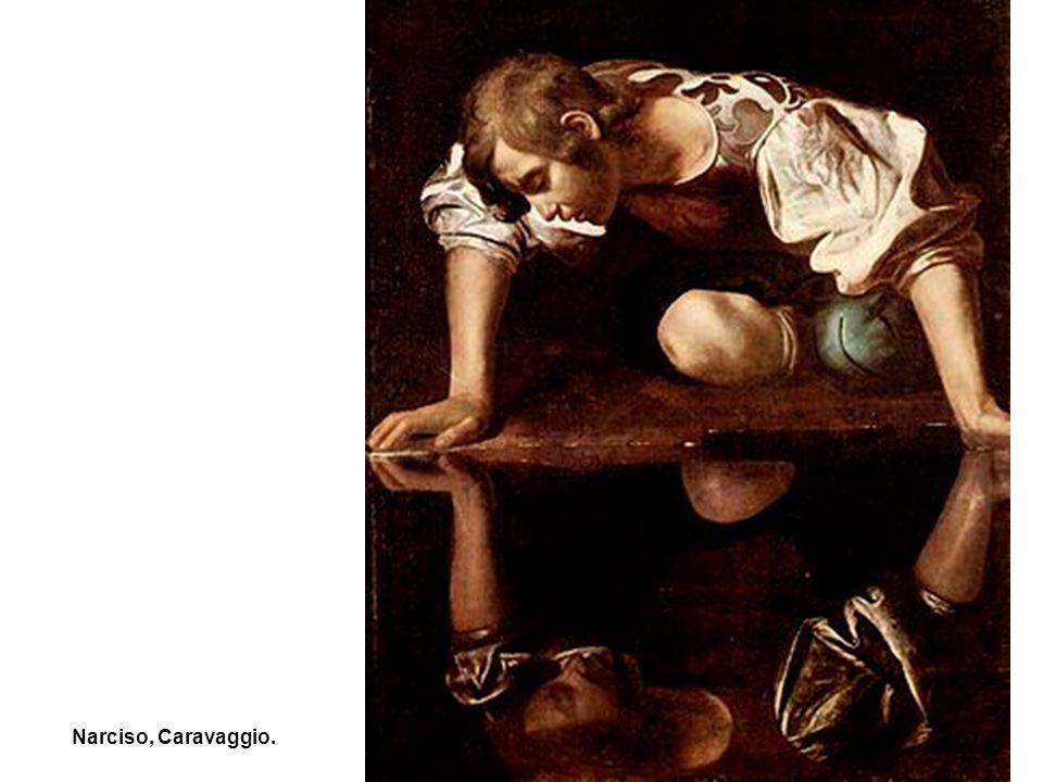 Narciso, Caravaggio.