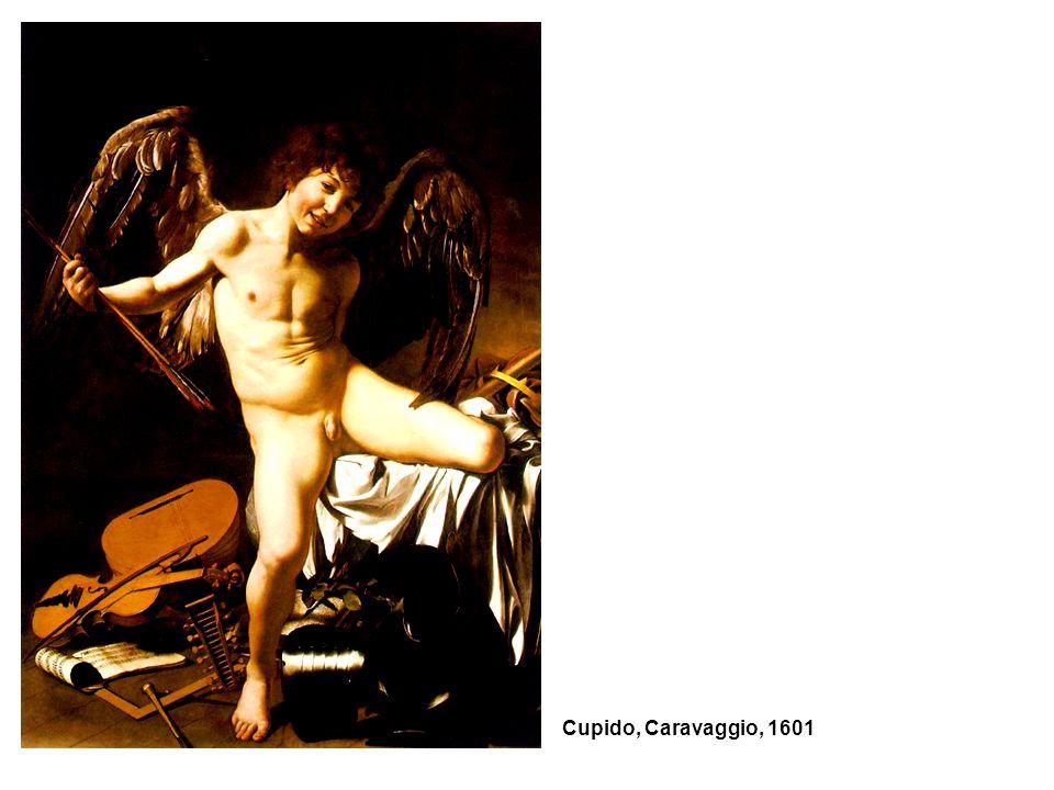 Cupido, Caravaggio, 1601 54