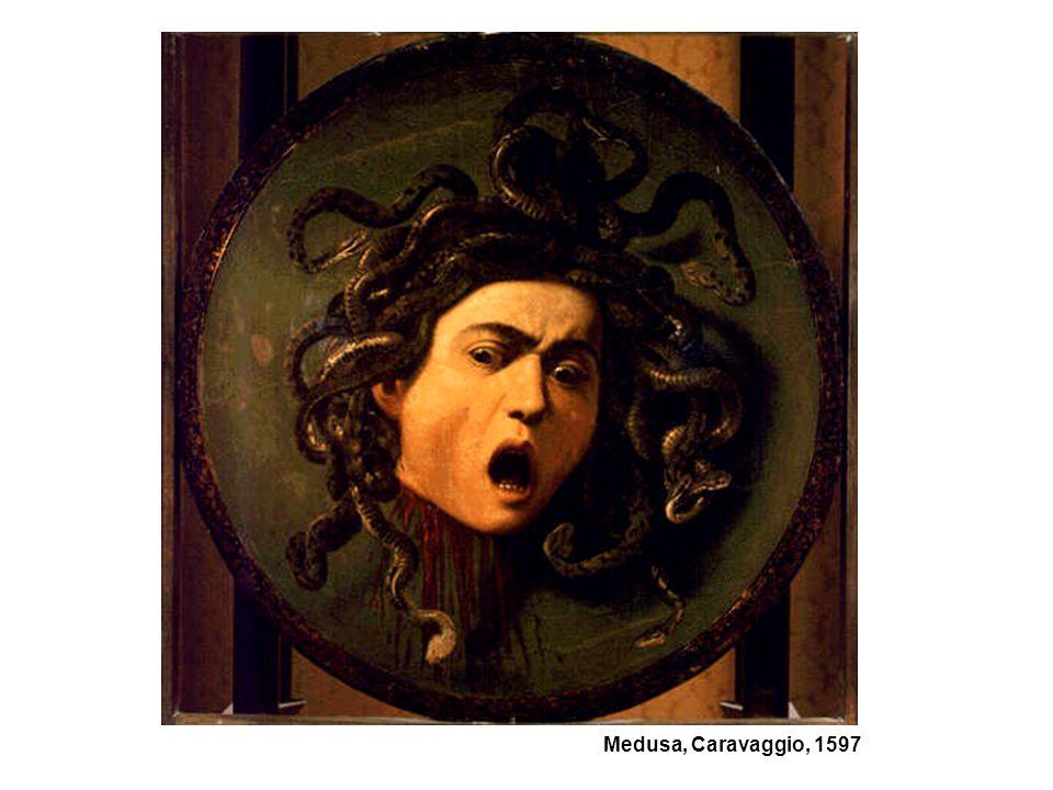 Medusa, Caravaggio, 1597 63