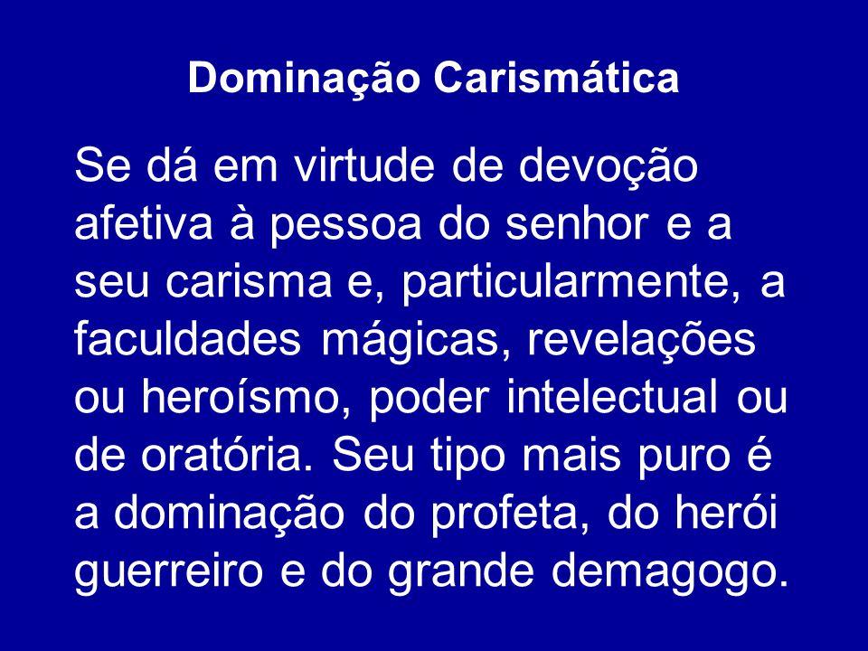 Dominação Carismática