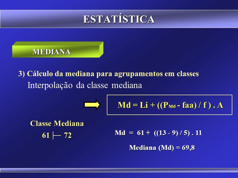 Md = Li + ((PMd - faa) / f ) . A