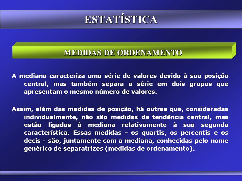 MEDIDAS DE ORDENAMENTO