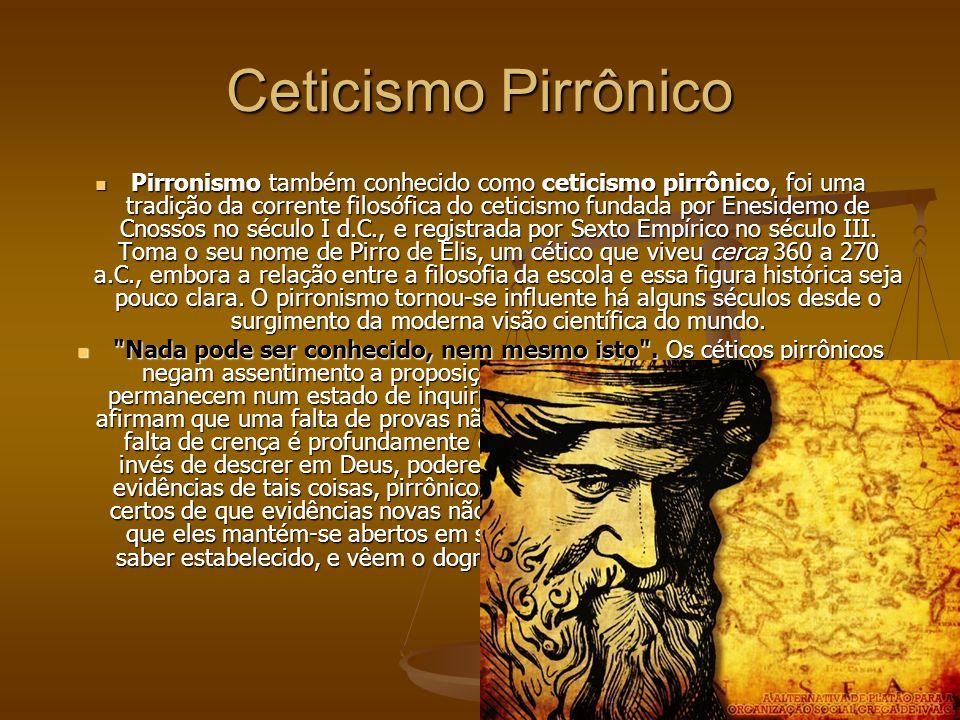 Ceticismo Pirrônico