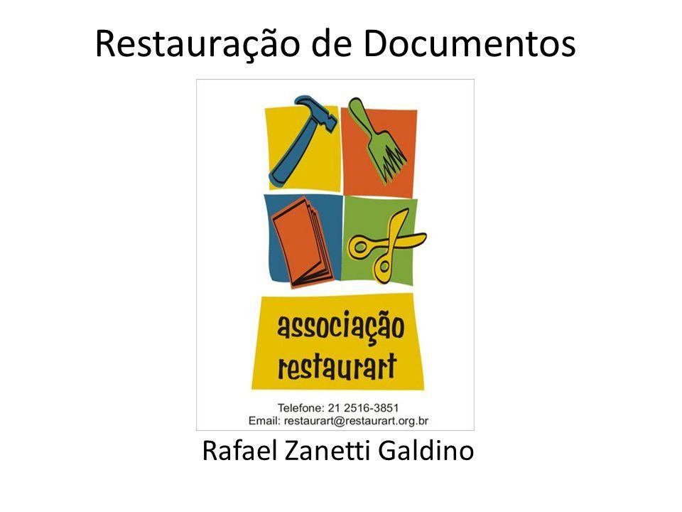 Restauração de Documentos