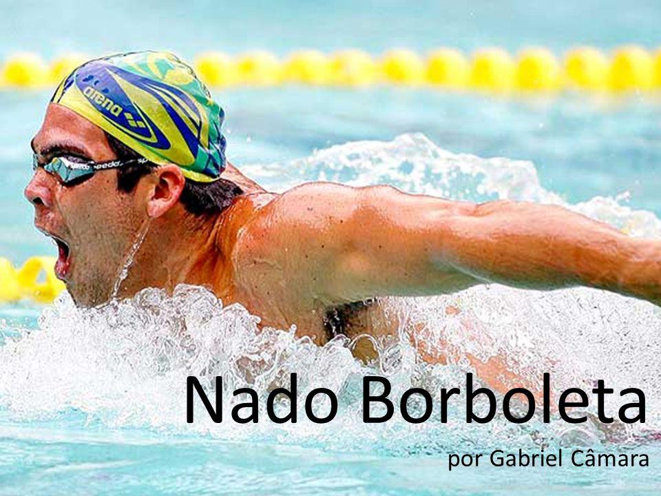 Nado Borboleta por Gabriel Câmara