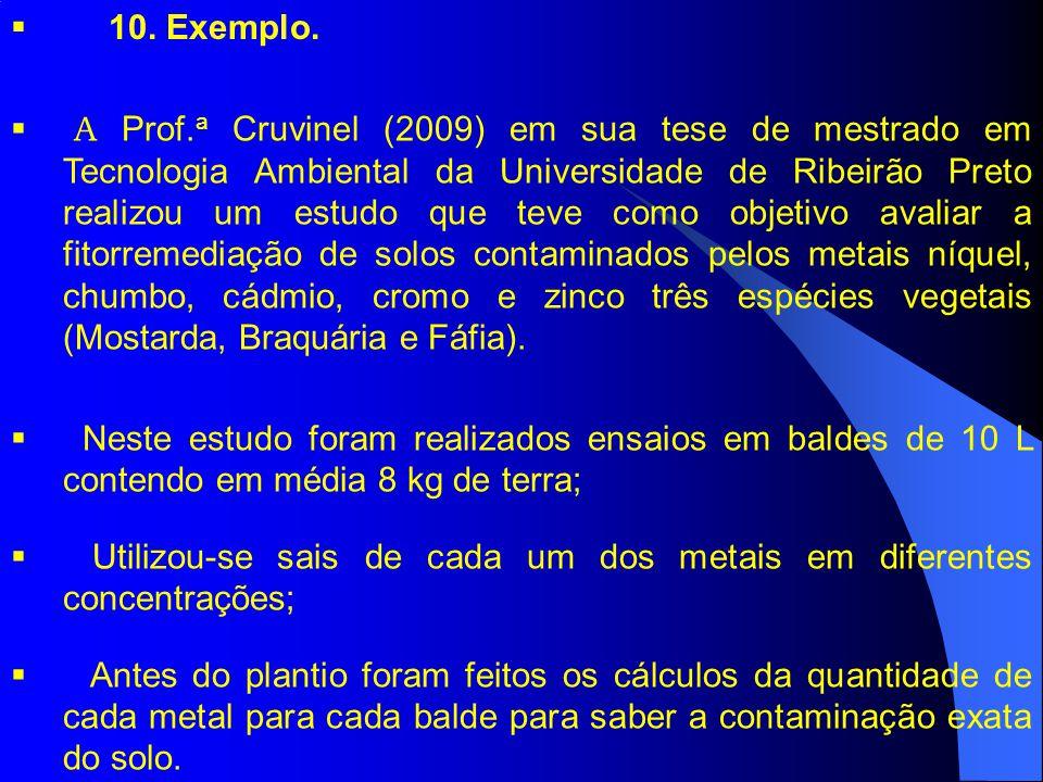 10. Exemplo.