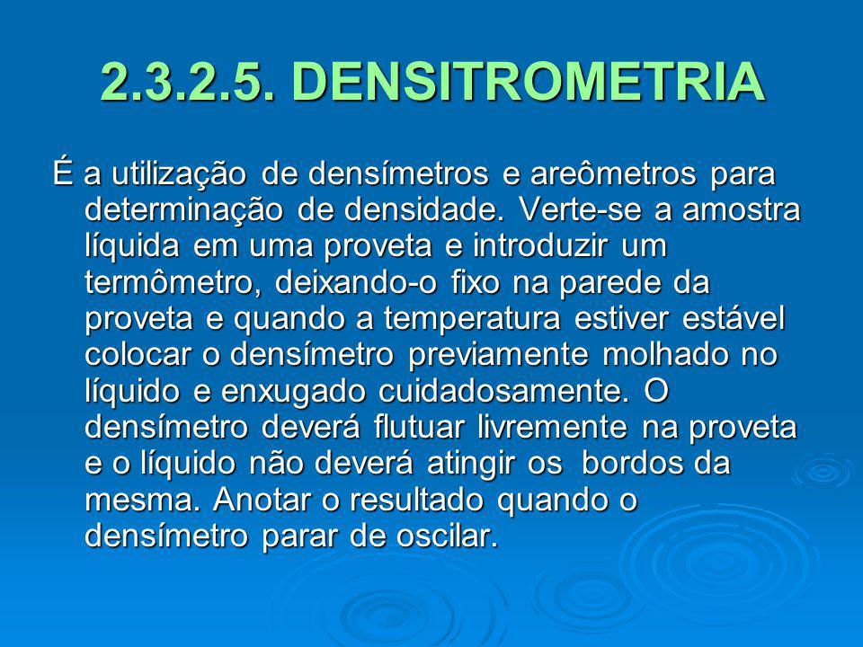 2.3.2.5. DENSITROMETRIA