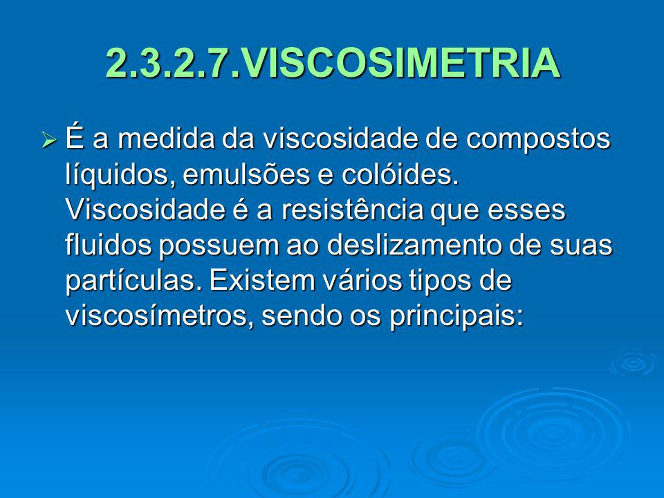 2.3.2.7.VISCOSIMETRIA