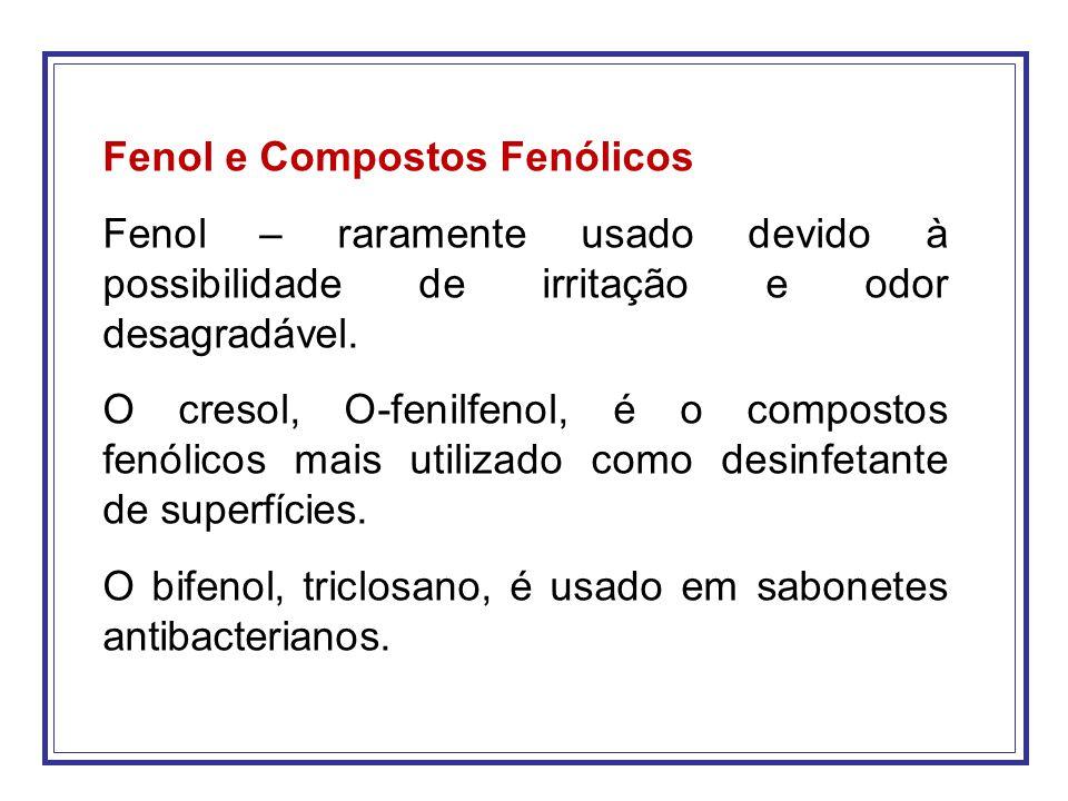 Fenol e Compostos Fenólicos