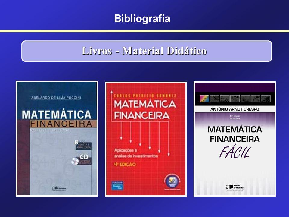 Livros - Material Didático