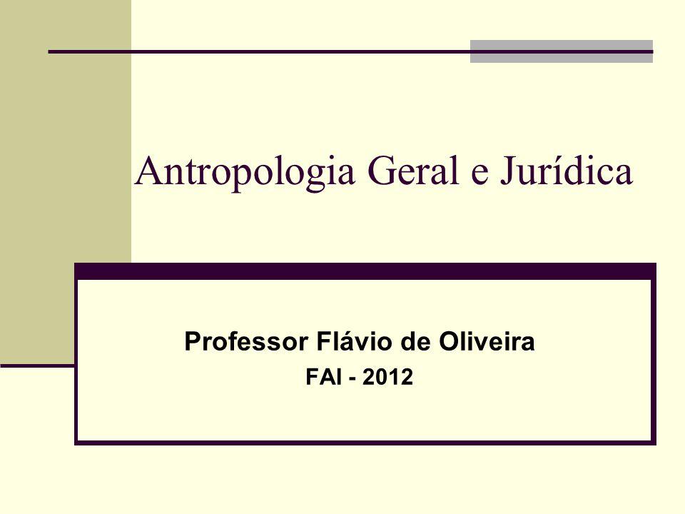 Antropologia Geral e Jurídica