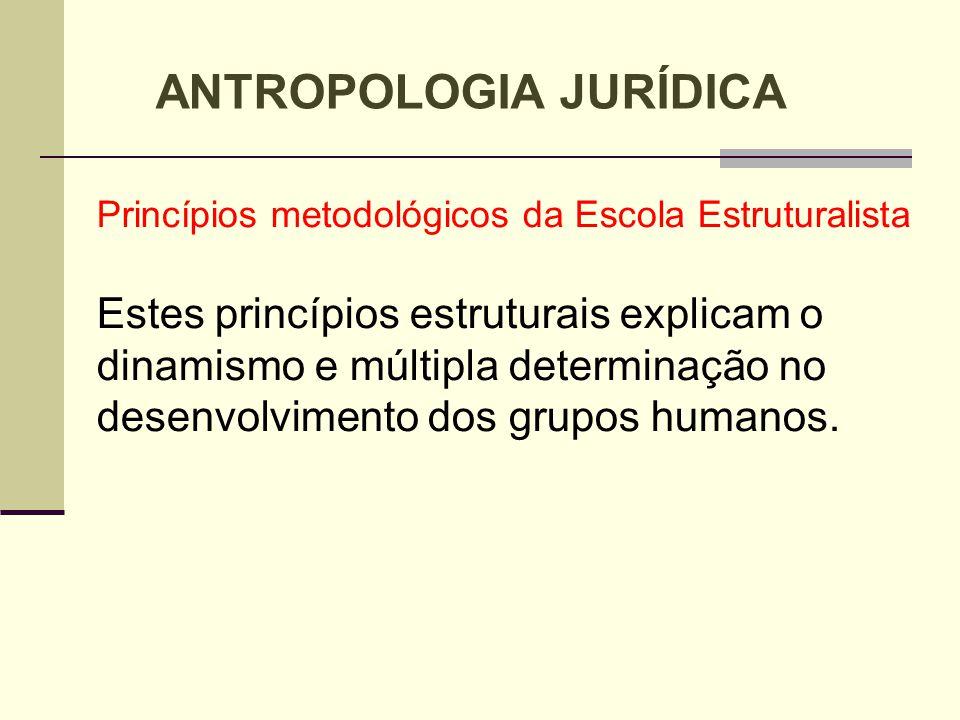 ANTROPOLOGIA JURÍDICA