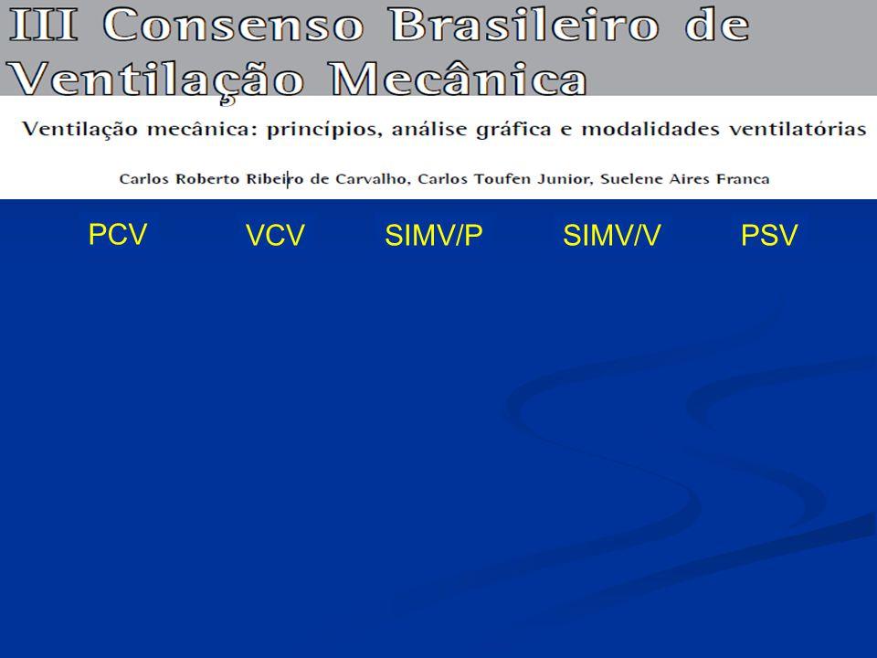 PCV VCV SIMV/P SIMV/V PSV
