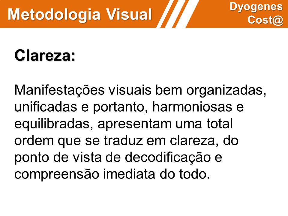 Metodologia Visual Clareza: