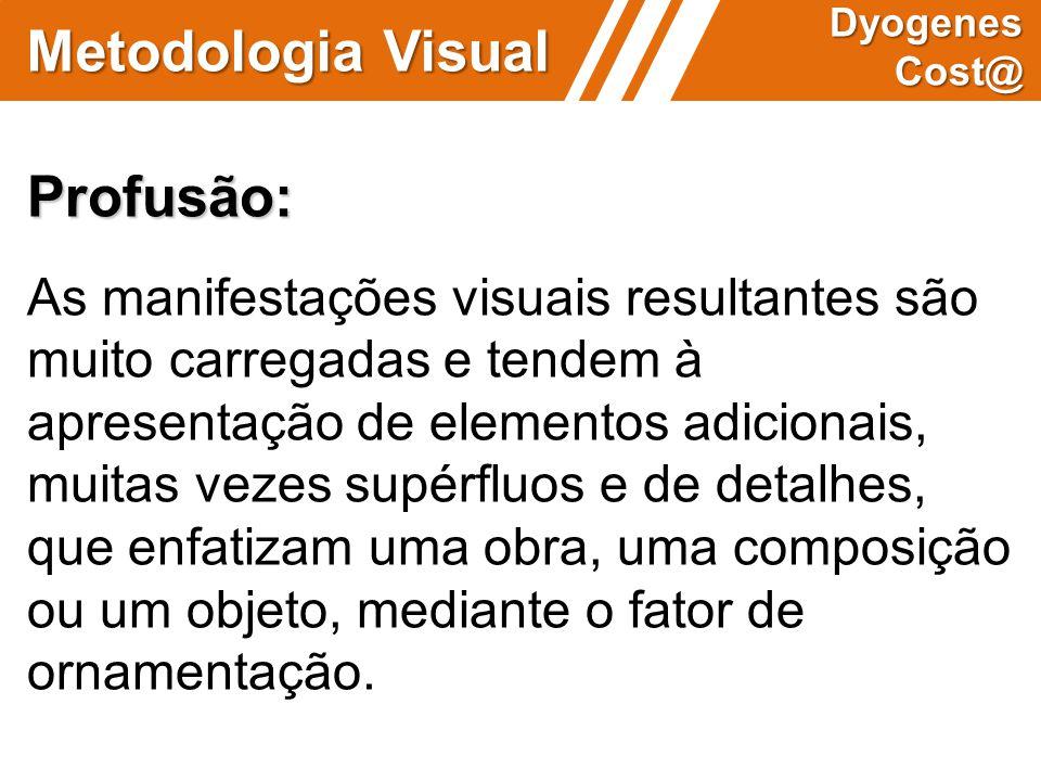 Metodologia Visual Profusão: