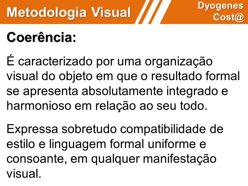 Metodologia Visual Coerência: