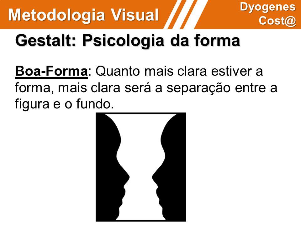 Gestalt: Psicologia da forma