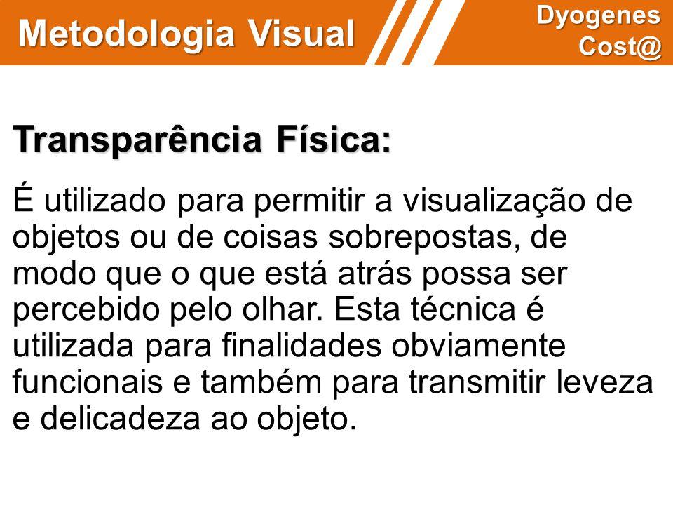 Transparência Física: