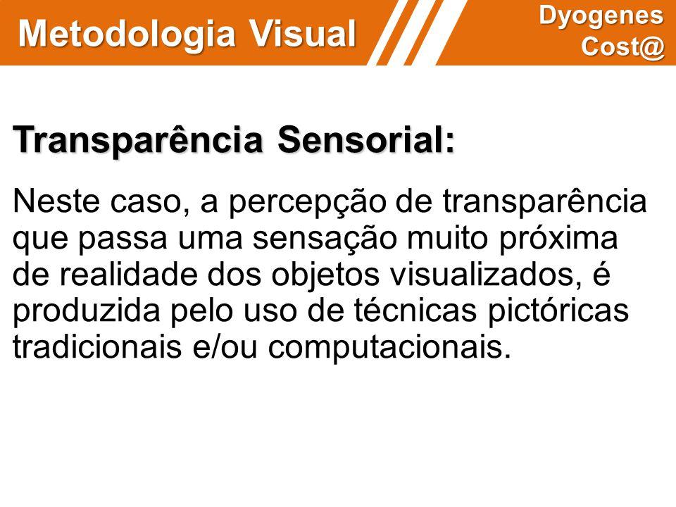 Transparência Sensorial: