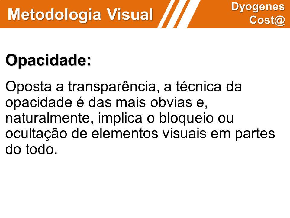 Metodologia Visual Opacidade: