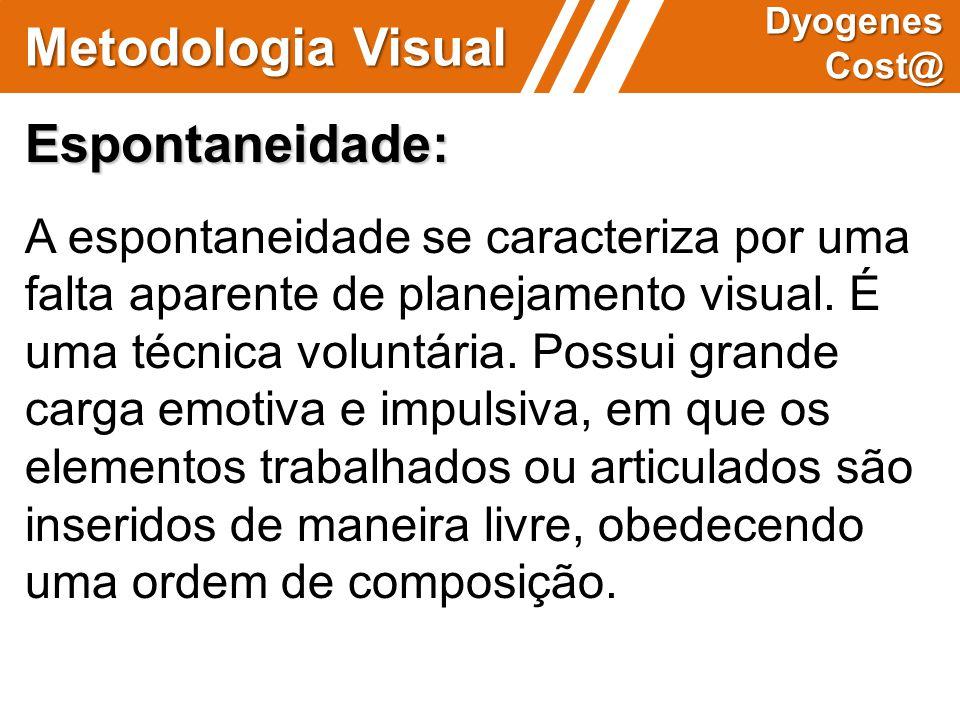 Metodologia Visual Espontaneidade: