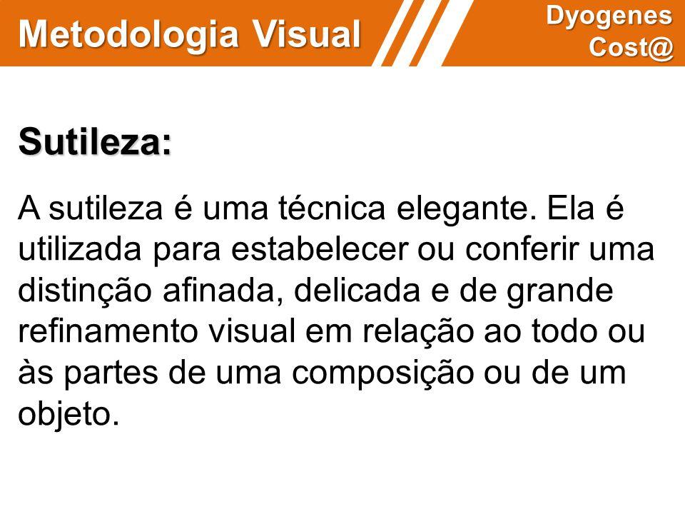 Metodologia Visual Sutileza: