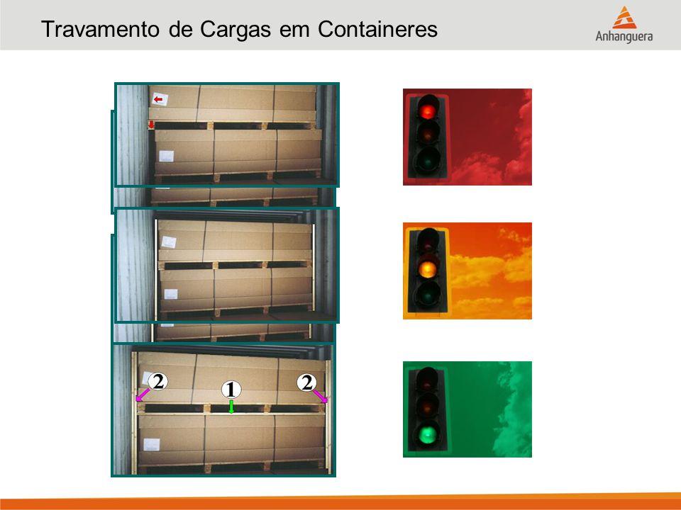 Travamento de Cargas em Containeres