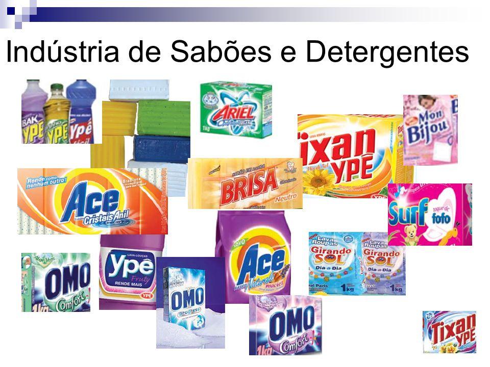 Indústria de Sabões e Detergentes