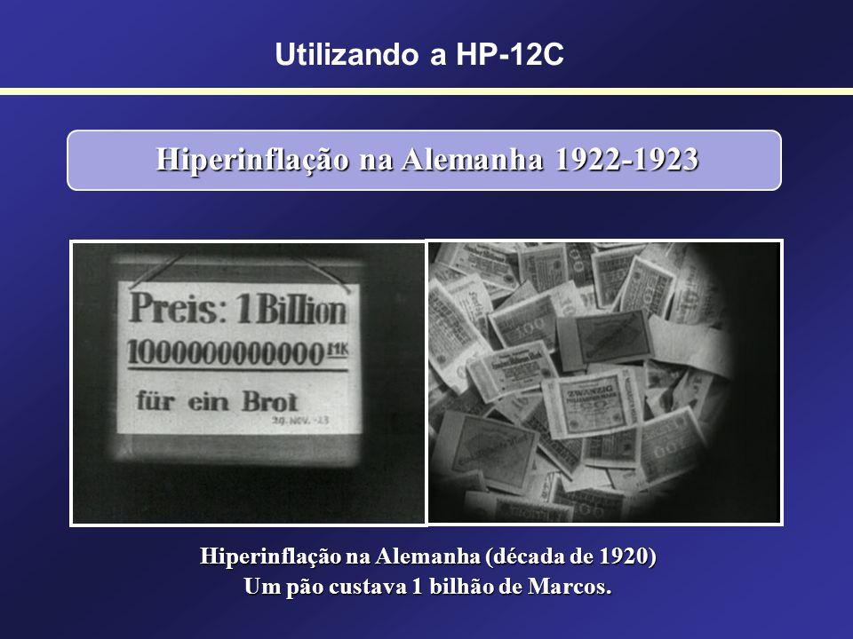 Hiperinflação na Alemanha 1922-1923